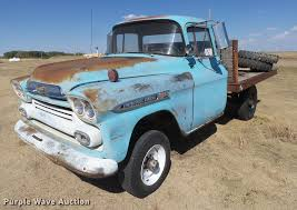 1959 Chevrolet Apache 38 Flat Dump Bed Pickup Truck | Item D... 1959 Chevrolet Apache For Sale Classiccarscom Cc954764 Sale Near Charlotte North Carolina 28269 300327equipped Napco 44 31 Project Bring A Trailer Suburban 4x4 Clean Vintage Truck Chevy Fleetside Truck 4x4 Chevrolet Apache Stepside Pickup Truck 1958 What Your 51959 Should Never Be Without Myrideismecom Panel Van Stock Photos Images Alamy Hot Rod Network This Equipped 3600 Is A No Nonse Go