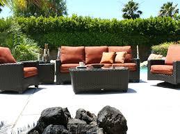 Patio Furniture Sets Walmart by Hanover Ventura 4 Piece Indoor Outdoor Lounging Set Walmart Com
