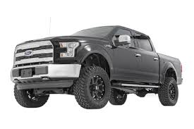 6-inch Suspension Lift Kit For 2015-2018 Ford F-150 Pickup | Rough ...