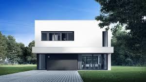 100 House In Nature Pedjapetkovic Modern Minimal White House