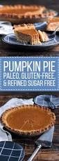 Pumpkin Pie Without Crust And Sugar by Paleo Pumpkin Pie Bakerita