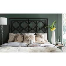 Wrought Iron Cal King Headboard by Wrought Iron Headboards