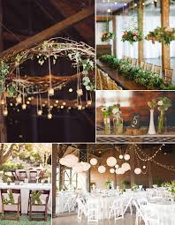 Rustic Wedding Decor Decoration Tulle Chantilly