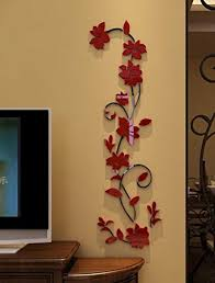 3d Rattan Flower Wall Murals For Living Room Bedroom Sofa Backdrop Tv Background Originality