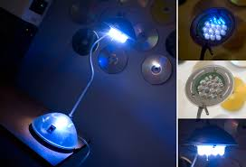 Tensor Desk Lamp Bulb by Retro Fit A Desk Lamp With Leds 8 Steps With Pictures