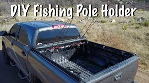 DIY - Fishing Pole Holder - YouTube Rod Rack For Tacoma Rails The Hull Truth Boating And Fishing Forum Corpusfishingcom View Topic Truck Tool Box With Rod Holder Just Made A Rack The Bed World Building Bed Holder Youtube Bloodydecks Roof Brackets With Custom Tundratalknet Toyota Tundra Discussion Ive Been Thking About Fabricating Simple My Truck Diy Rail Page 3 New Jersey Surftalk Antique Metal Frame Kits Tips For Buying Best 2015 Ford F150 Xlt 2x4