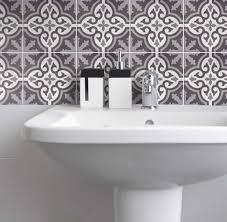 fliesenaufkleber für küche und badezimmer marokkanisch