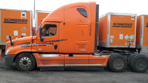 100 Schneider Trucking Company SCS Softwares Blog ATS Trained Professional Truck Driver