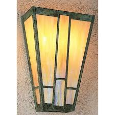 mission wall sconces mission style lighting wall sconces bellacor
