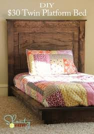 Platform Bed Plans Twin by 28 Best Platform Beds Images On Pinterest Home Room And Bedroom