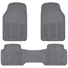 Amazon.com: ProLiner Gray All Weather Rubber Auto Floor Mats Liner ... Customfit Faux Leather Car Floor Mats For Toyota Corolla 32019 All Weather Heavy Duty Rubber 3 Piece Black Somersets Top Truck Accsories Provider Gives Reasons You Need Oxgord Eagle Peterbilt Merchandise Trucks Front Set Regular Quad Cab Models W Full Bestfh Tan Seat Covers With Mat Combo Weathershield Hd Trunk Cargo Liner Auto Beige Amazoncom Universal Fit Frontrear 4piece Ridged Michelin Edgeliner 4 Youtube 02 Ford Expeditionf 1 50 Husky Liners