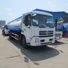 100 Trucks For Cheap 12000 Liters Water Tank Truck Price 4x2 Water Tanker Transport