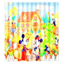Mickey And Minnie Bathroom Sets by Shower Curtains Mickey Minnie Shower Curtain Bathroom Images