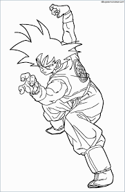 Coloring Pages Dragonl Z Coloring Book Pdf Elegant Dibujos Goku