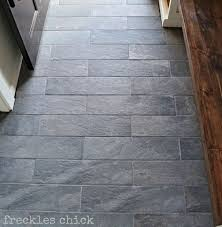 outstanding lowes ivetta porcelain black slate tile entryway
