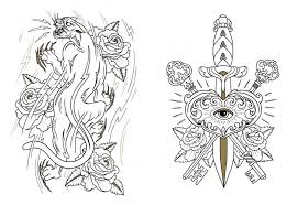 The Coloring Book Project 2nd Edition Download Tattoo