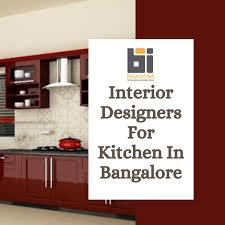 Interior Designers For Kitchen In Bangalore Bhavana Modular Kitchen Or Carpenter Made Which Will Suit You
