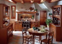 Admirable Wooden Furniture Italian French Country Kitchen Dining Combination Home Decorationing Ideas Aceitepimientacom