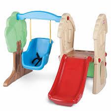 Little Tikes Hide & Seek Climber & Swing   Toys