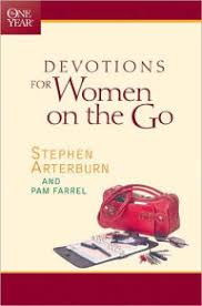 The One Year Devotions For Women On Go