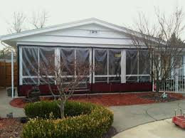 Vinyl Patio Curtains Outdoor by Weather Proof Your Patio Or Porch Clear Vinyl Plastic Enclosures
