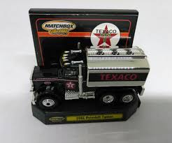 MATCHBOX 1/64 SCALE DIE CAST TEXACO PETERBILT TANKER SEMI TRUCK W ... Buy Matchbox M35271 158 Shell Kenworth W900 Semitanker Exbox 155 Ultra Series Freightliner Hersheys Semi Truck Review Turns 65 Celebrates Its Sapphire Anniversary Wit Semi Trucks For Sale Matchbox Big Movers Red Coca Cola Truck 999 Pclick Episode 47 Lot Of And Rigs Youtube Vintage King Size Nok16 Dodge Tractor Trailer Diecast Corona Beer 1100th New 1861167250 Flat Nose Ups United Parcel Service Toy Model Tow Wreckers Peterbilt Tanker Getty 1984 Macau