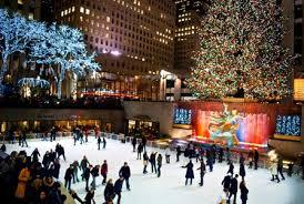 Christmas Tree Rockefeller 2017 by The Rink At Rockefeller Center Urbanmatter