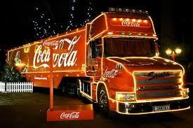 100 Coke Truck CocaCola Reveals Irish Dates For 2018 Magical Christmas Tour