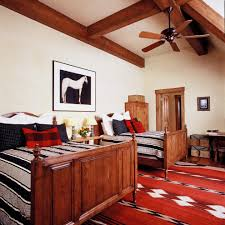 100 Rustic Ceiling Beams Bozeman United States Horse Art Bedroom Rustic With Wood