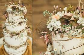 Wildflower Wedding Cake By Amy Swann Cakes Tobiah Tayo Photography