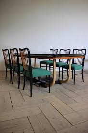 Outstanding And Original Set Of 1940s Italian Dining Table ... Art Deco Ding Room Set Walnut French 1940s Renaissance Style Ding Room Ding Room Image Result For Table The Birthday Party Inlaid Mahogany Table With Four Chairs Italy Adams Northwest Estate Sales Auctions Lot 36 I Have A Vintage Solid Mahogany Set That F 298 As Italian Sideboard Vintage Kitchen And Chair In 2019 Retro Kitchen 25 Modern Decorating Ideas Contemporary Heywood Wakefield Fniture Mediguesthouseorg