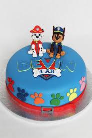 10 paw patrol birthday cakes pretty my