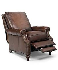 Pottery Barn Irving Chair Recliner by Pottery Barn Irving Leather Armchair With Nailheads U20ac920