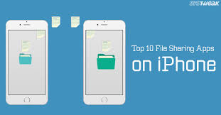 Best 10 File Sharing Apps on iPhone