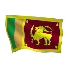 Sri Lanka Flag Heavy Duty Nylon
