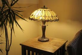 Tiffany Style Lamp Shades by Home Decor With Lamp Shades