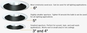 top recessed lighting 10 best light bulb sizes about plan the most