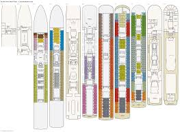 Celebrity Equinox Deck Plan 6 by Pacific Jewel Deck Plans Diagrams Pictures Video