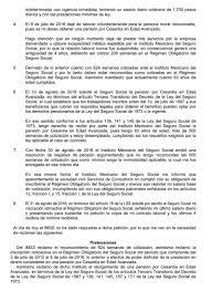 Rol Patronal En Juicios Contra El IMSS Ante La JFCA IDC