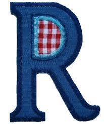 Iron Letter 6 Inch Iron Letters Iron Patches Joy Iron