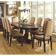 Canadel Custom Dining Customizable Oval Table With Leaves Pedestal Base