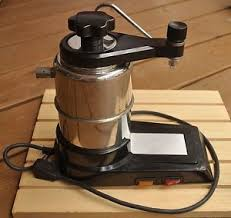 VINTAGE SIGNOR CAPPUCCINO II Electric Espresso Maker Steamed