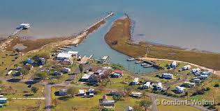 Powderhorn RV Park Marina Aerial 29744 Med