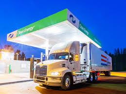 100 Trillium Trucking Natural Gas Returning As Smart Transportation Fuel Fleet Owner