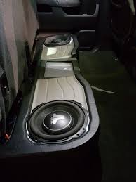 Chevy Underseat Enclosure For 2 Jl Audio Shallow Subs With Led Trim ... 1992 Mazda B2200 Subwoofers Pinterest Kicker Subwoofers Cvr 10 In Chevy Truck Youtube I Want This Speaker Box For The Back Seat Only A Single Sub Though Truck Rockford Fosgate Jl Audio Sbgmslvcc10w3v3dg Stealthbox Chevrolet Silverado Build 675 Rear Doors Tacoma World Header News Adds Subwoofer Best Car Speakers Bass Stereo Reviews Tuning What Food Are You Craving Right Now Gamemaker Community 092014 F150 Vss Substage Powered Kit Super Crew Sbgmsxtdriverdg2 Power Usa
