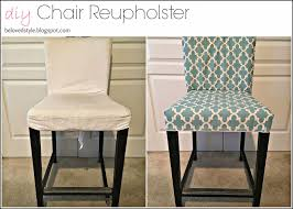 Diy Dining Chair Cover No Sew Ideas