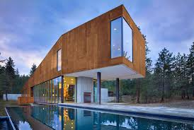 100 Olsen Kundig Floating Olson Home Makes Way For Washington Wildlife