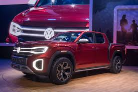 Volkswagen Atlas Tanoak Photo Gallery: A VW Pickup For The Rest Of ...