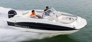 bayliner deck boat boat buyers guides