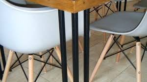 Full Size Of How To Make A Dining Room Table With Metal Legs Canada Diy Amusing